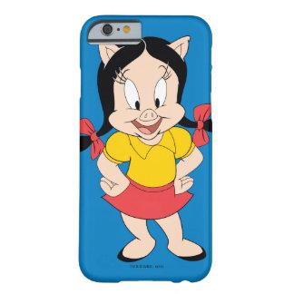 Klassische Petunie der Petunie-| Barely There iPhone 6 Hülle