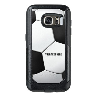 Klassischer Fußball des Fußball-| OtterBox Samsung Galaxy S7 Hülle