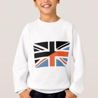 Klassischer Gewerkschafts-Jack-britische Sweatshirt