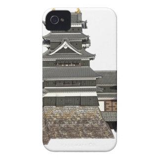 Klassisches japanisches Schloss iPhone 4 Case-Mate Hülle