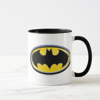 Klassisches Logo Batman-Symbol-| Tasse