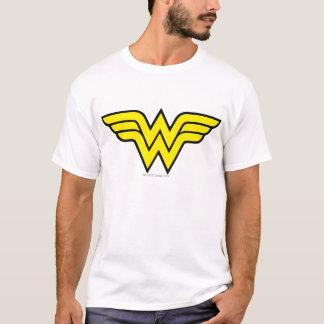 Klassisches Logo der Wunder-Frauen-| T-Shirt