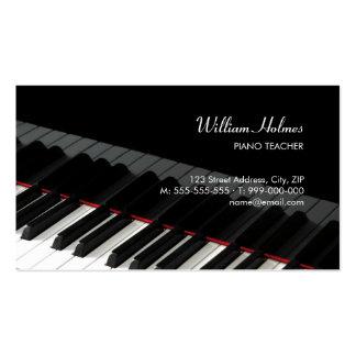 Musiker Visitenkarten