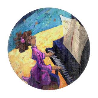 Klavier-Konzert Schneidebrett