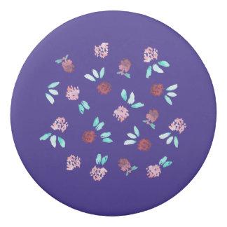 Klee-Blumen-runder Radiergummi Radiergummi 1