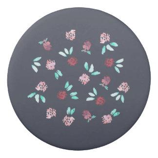 Klee-Blumen-runder Radiergummi Radiergummis 0