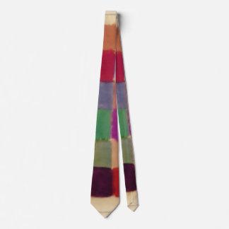 Klee - Harmonie der südlichen Flora Personalisierte Krawatten