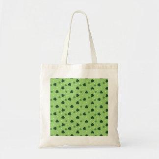 Kleeblatt-Muster-Taschen-Tasche Tragetasche