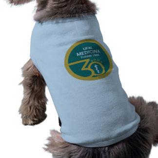 KLEIDUNG FÜR HUND - MED UFAL 1986 ÄRMELFREIES Hunde-Shirt