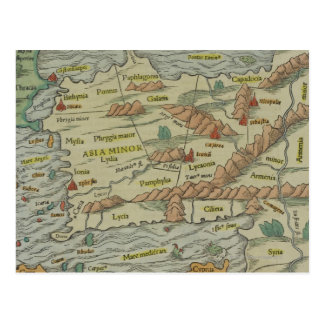 Kleinasien Postkarte