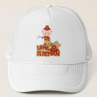 Kleine Feuerwehrmann-T-Shirts und Geschenke Truckerkappe