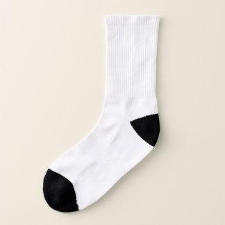 Kleine ganz vorbei - Druck-Socken Socken