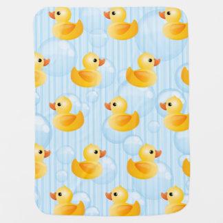 Kleine gelbe Enten Puckdecke