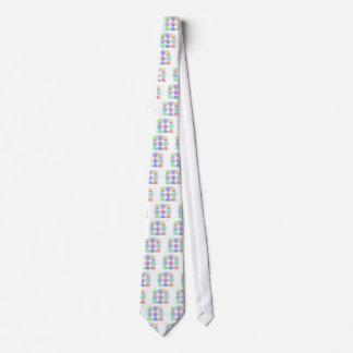 Kleine Kuchen Bedruckte Krawatte