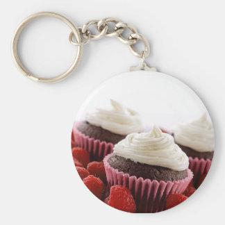 Kleine Kuchen Keychain Schlüsselanhänger
