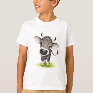 Kleine Schweizer Kuh T-Shirt