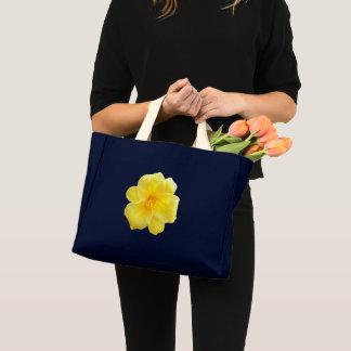 Kleine Tasche - gelbe Taglilie