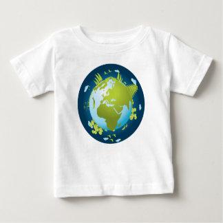 Kleine Welt Baby T-shirt