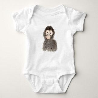 Kleiner Affe Baby Strampler