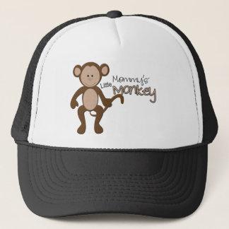 Kleiner Affe Truckerkappe