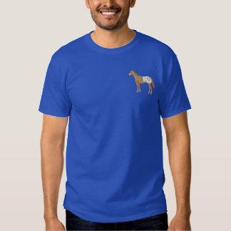 Kleiner Appaloosa Besticktes T-Shirt