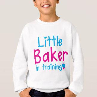 Kleiner BÄCKER im Training Sweatshirt