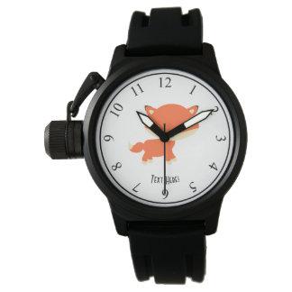 Kleiner Fuchs Armbanduhr