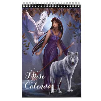 Kleiner Kalender Musen