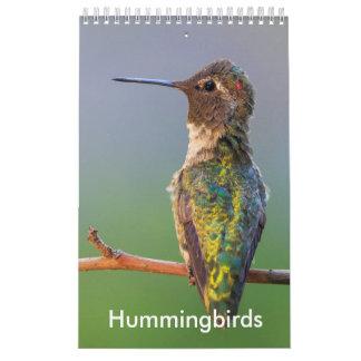 Kleiner Kolibri-Kalender Wandkalender