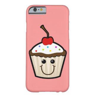 Kleiner Kuchen mit besprüht Barely There iPhone 6 Hülle
