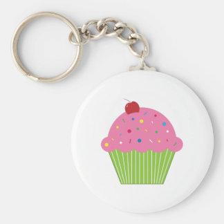 Kleiner Kuchen Schlüsselanhänger