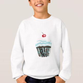 Kleiner Kuchen Sweatshirt