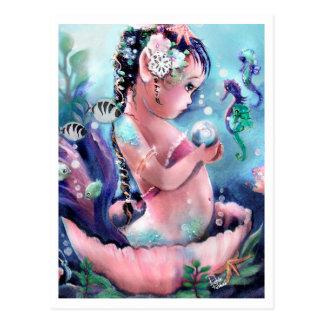 Kleiner Perlen-Jäger 2010 Postkarte