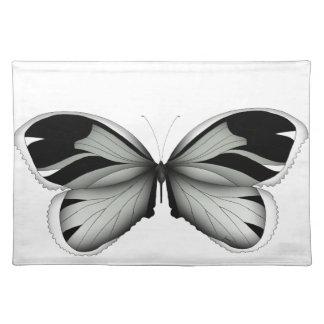 Kleiner Richmond-Salbei-Schmetterling Stofftischset