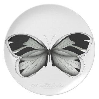 Kleiner Richmond-Salbei-Schmetterling Teller