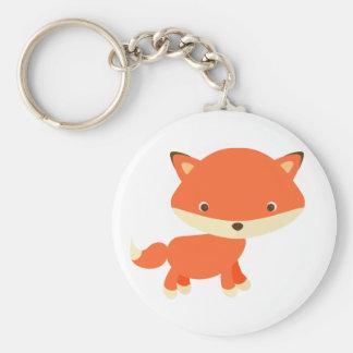 Kleiner roter Fuchs Schlüsselanhänger