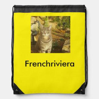 kleiner Rucksack Frenchriviera Sportbeutel