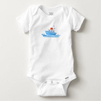 Kleiner Seemann Baby Strampler