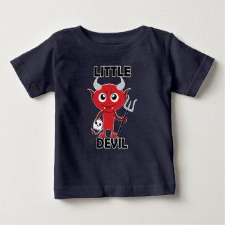 Kleiner Teufel - Baby-feines Jersey-T - Shirt 