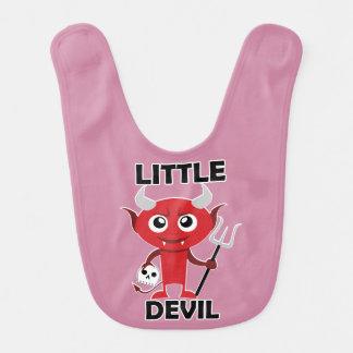 Kleiner Teufel - Baby-Schellfisch  Babylätzchen
