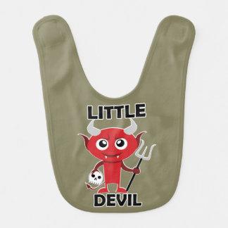 Kleiner Teufel - Baby-Schellfisch  Lätzchen