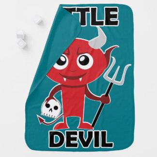 Kleiner Teufel - Baby umfassendes  Babydecke
