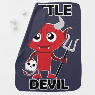Kleiner Teufel - Baby umfassendes  Kinderwagendecke