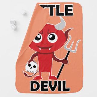 Kleiner Teufel - Baby umfassendes  Puckdecke