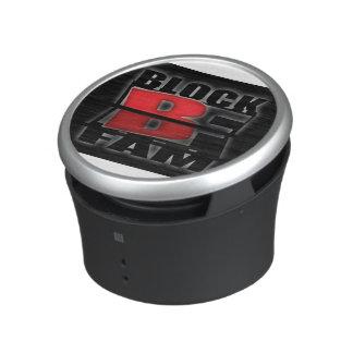 Kleiner tragbarer Blockam Logo-Lautsprecher Lautspercher
