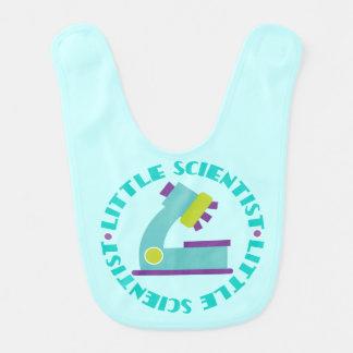 Kleiner Wissenschaftler-Baby-Schellfisch Lätzchen