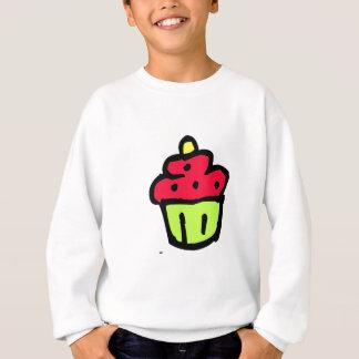 kleiner Wobblies-kleiner Kuchen Sweatshirt