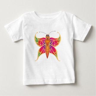 """""""Kleines Baby-Liebe-Siegel-"""" Schmetterlings-T - Baby T-shirt"""
