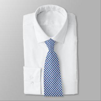 Kleines Baseball-Muster Individuelle Krawatten