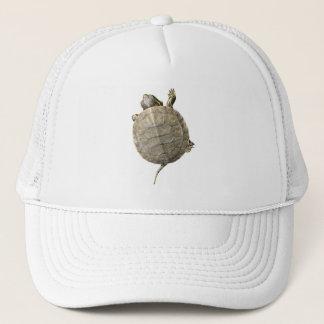 Kleines Foto der Schildkröte-(Schildkröte) Truckerkappe